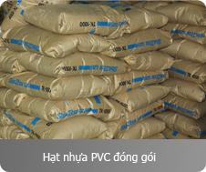 Hạt Nhựa PVC Đóng Gói