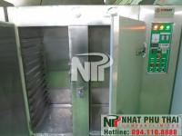 Dự án máy sấy nho Ninh Thuanaj