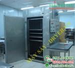 Dự án máy sấy thủy sản