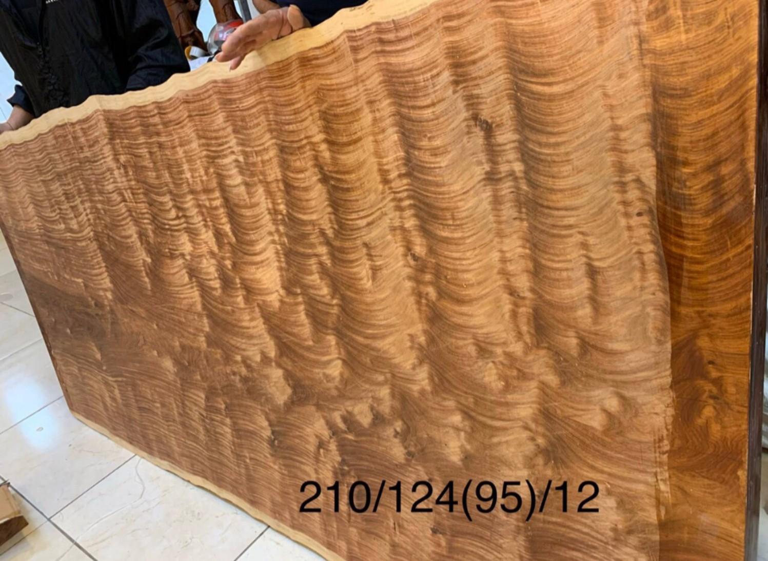 Mặt bàn ăn gỗ Hương