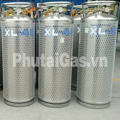 Vỏ bình chứa nito lỏng