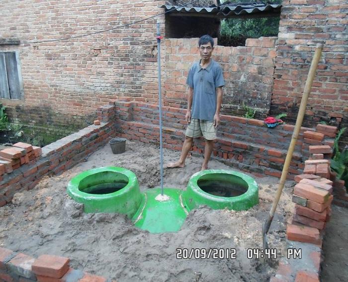 Công trình Biogas