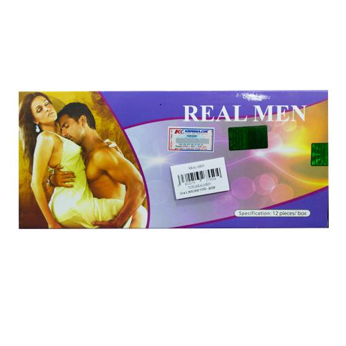 Real men - hỗ trợ sinh lí nam giới
