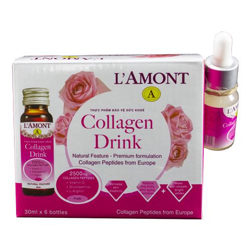Nước uống bổ sung Collagen