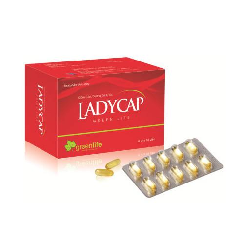 Viên uống giảm cân Ladycap
