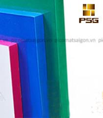 Sơn tấm nhựa PVC Plasker