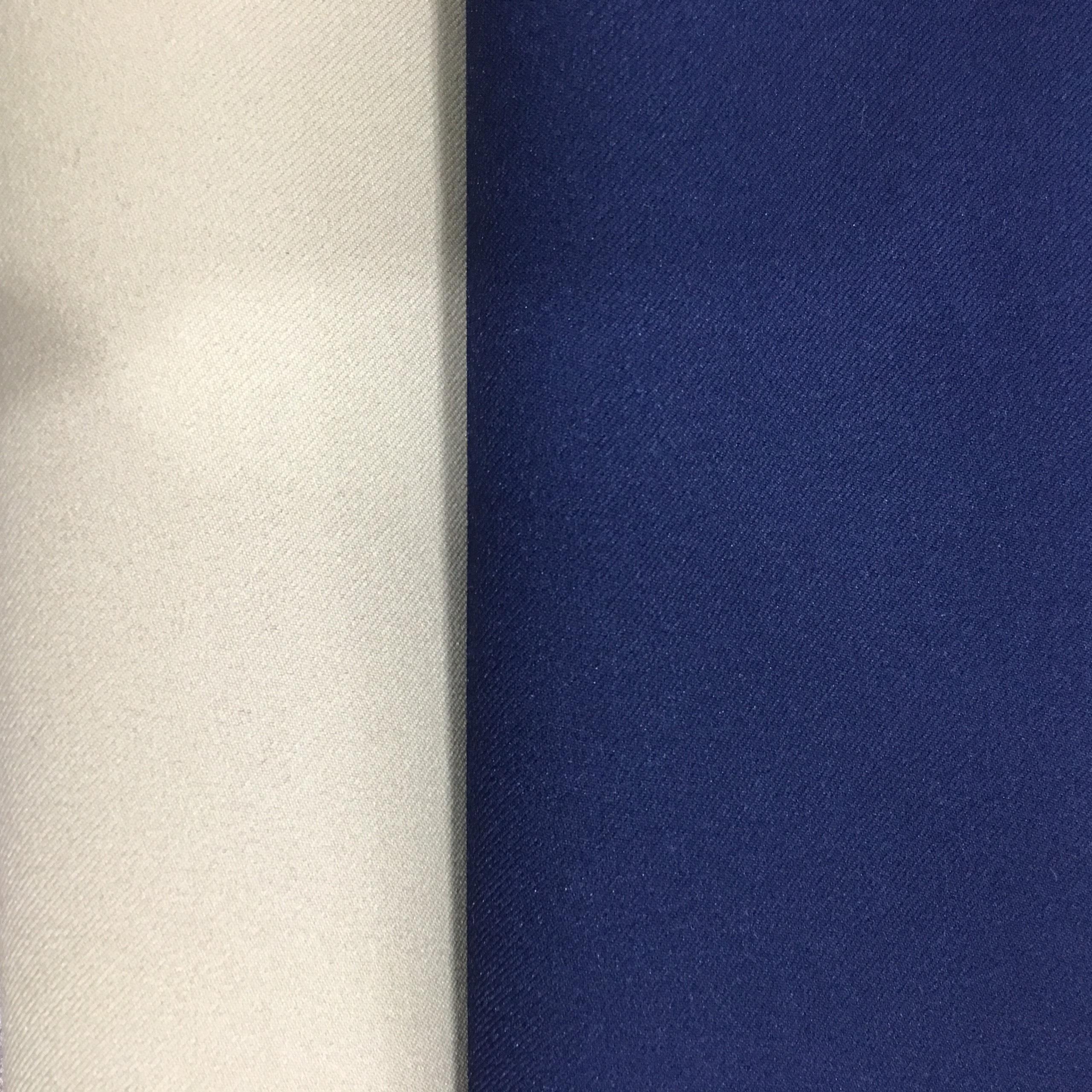 vải poly chéo 100% poly