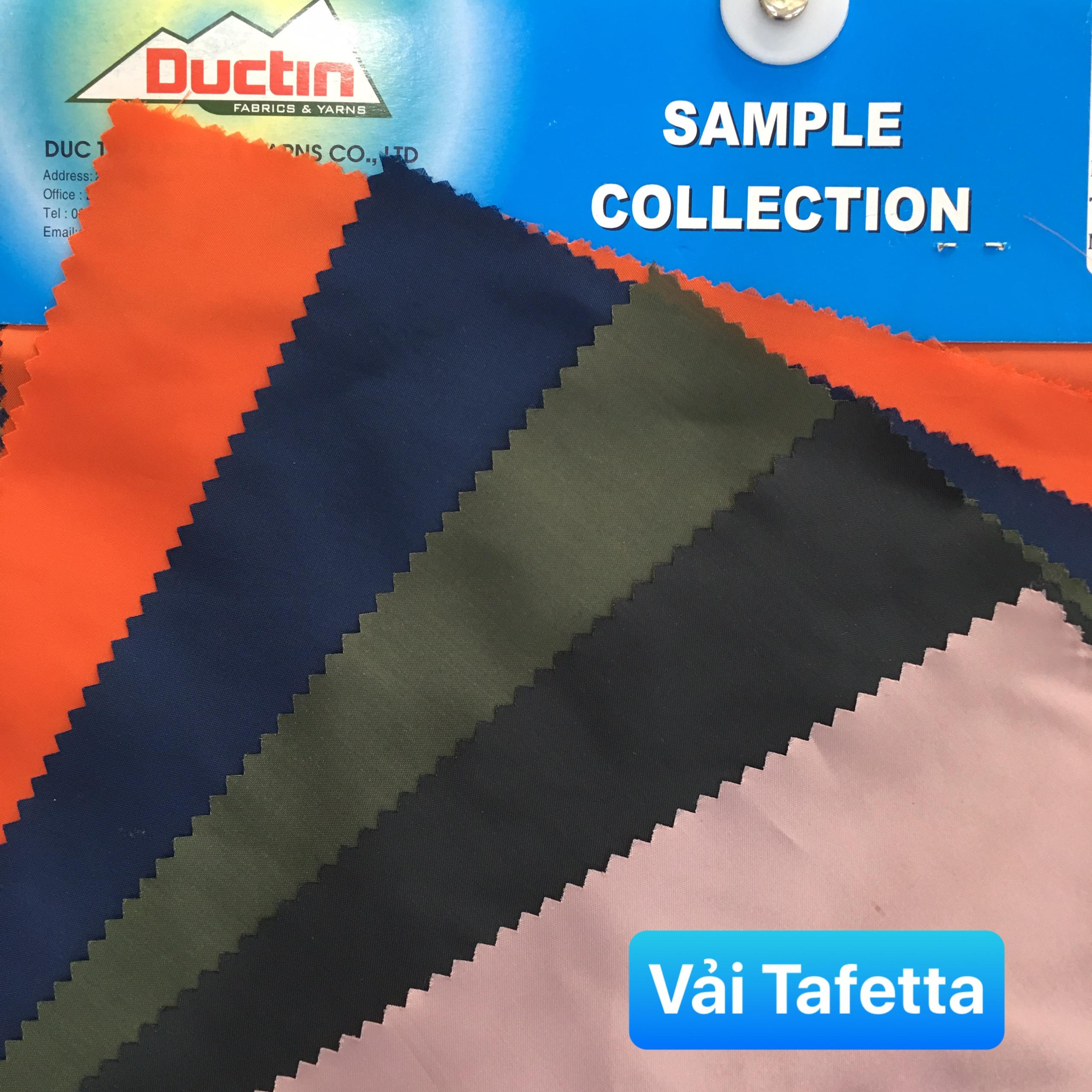 Vải tafetta