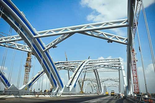 Kết cấu thép giao thông
