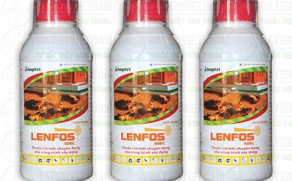 Thuốc diệt chuột Lenfos 50EC