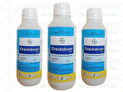 Thuốc diệt côn trùng Crac Down