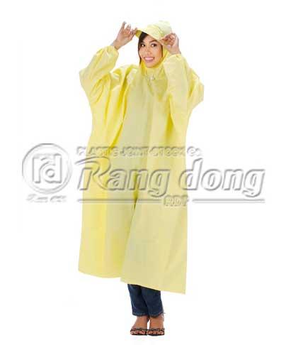 áo mưa cổ rùa có thun tay