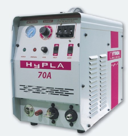 Máy cắt  Plasma Hyundai Hypla