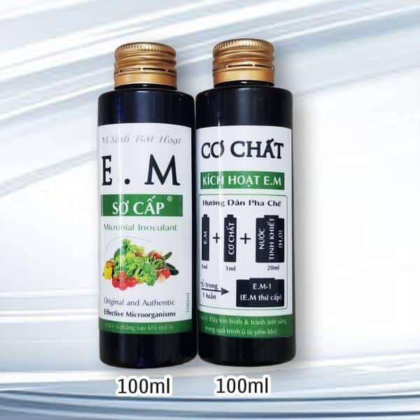 Dinh dưỡng E.M sơ cấp