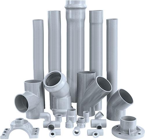 Ống nhựa UVPC