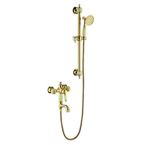 Sen tắm mạ vàng