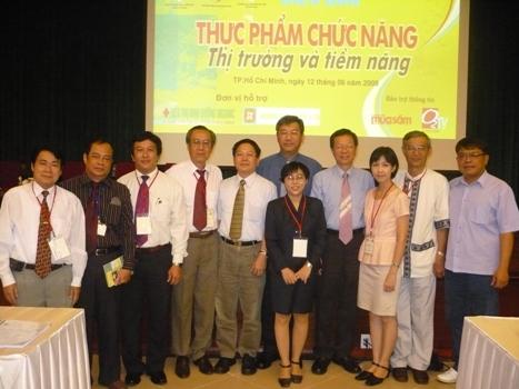 Hội thảo quốc tế về Phát Triễn Thực Phẩm Chức Năng