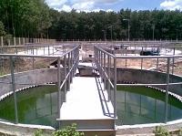 Hệ thống xử lý nước thải nhà máy cao su