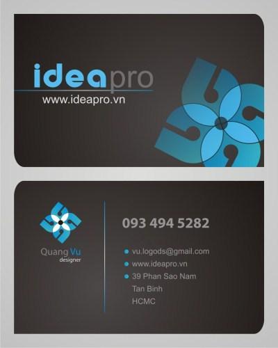 name, card, design