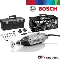 Bộ dụng cụ đa năng Dremel 3000