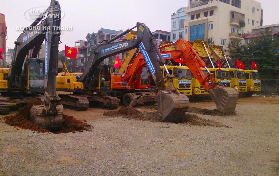 Dự án XD cải tạo tuyến đường Lê Trọng Tấn- Hà Nội