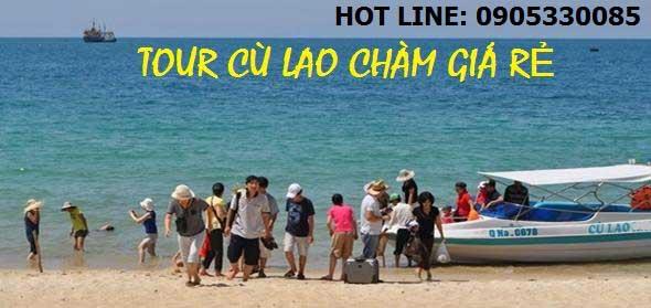 Open tour Cù Lao Chàm