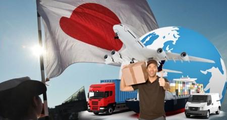 Chuyển phát nhanh đi Japan