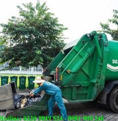 Dịch vụ vận chuyển và xử lý rác