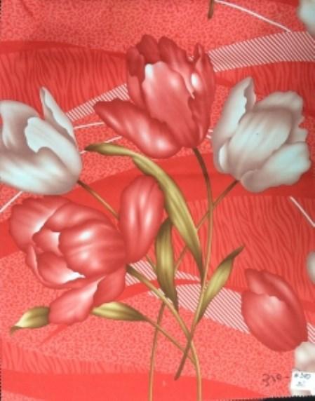 Vải in bông