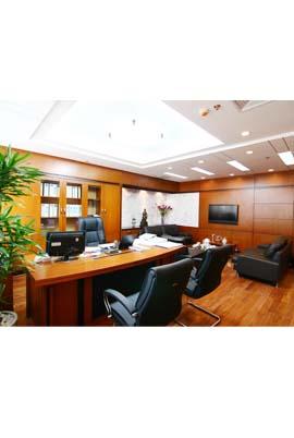 Nội thất gỗ văn phòng