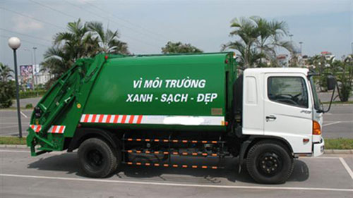Xử lý chất thải, rác thải