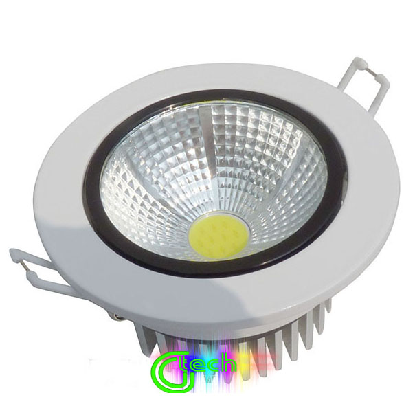 Đèn Led ốp trần  Downlight 5W COB