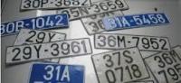Xác minh thông tin biển số xe