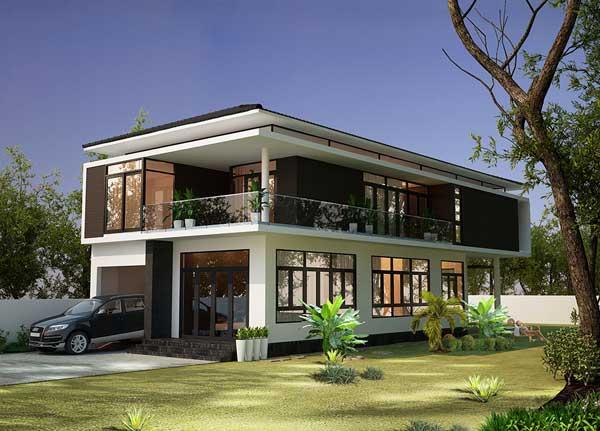 Nhà anh Thanh Gia Lai