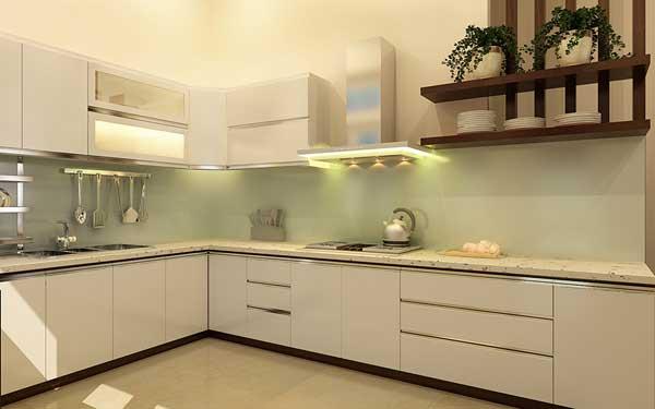 Bếp nhà ông Trần Văn Tần