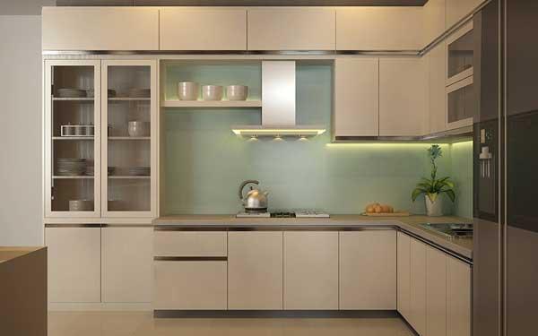 Bếp nhà anh Thanh Gia Lai