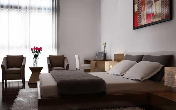 Phòng ngủ  anh Thanh Gia Lai