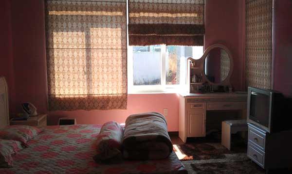 Phòng ngủ nhà ông Ngọc Gia Lai