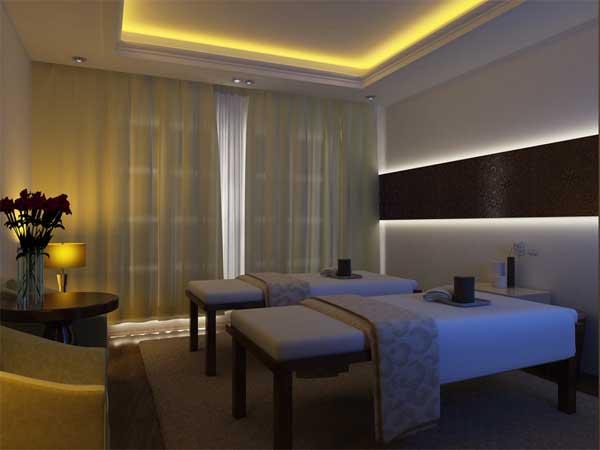 Phòng Spa khách sạn Sanouva