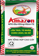 Phân bón Amazon