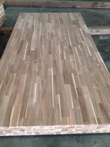 Ván gỗ tràm ghép finger
