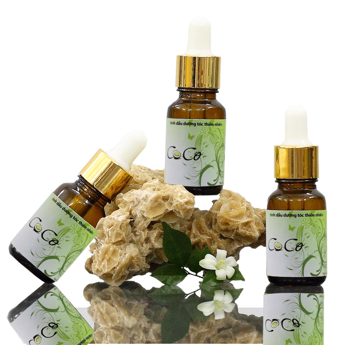 Tinh dầu dưỡng tóc thiên nhiên