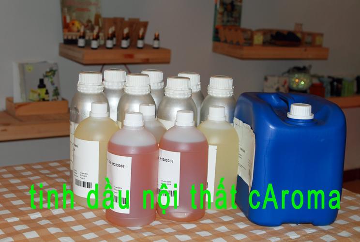 Tinh dầu nội thất cAroma
