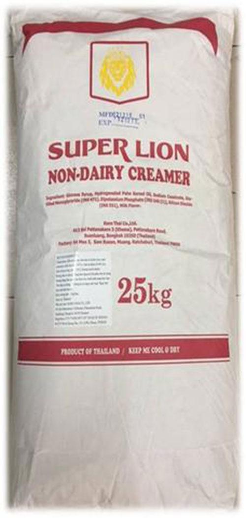 Bột kem sữa Super Lion