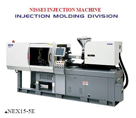 Máy ép nhựa Nissei EX15-5E