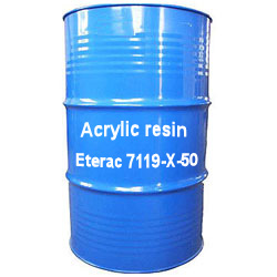 Acrylic resin Eterac 7119-X-50