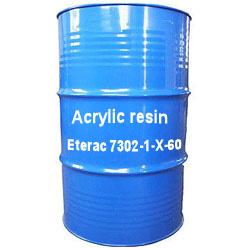 Acrylic resin Eterac 7302-1-X-60
