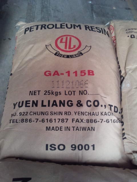 Petroleum resin GA 115B