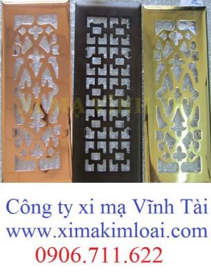 Xi Mạ Crom Trang Tri