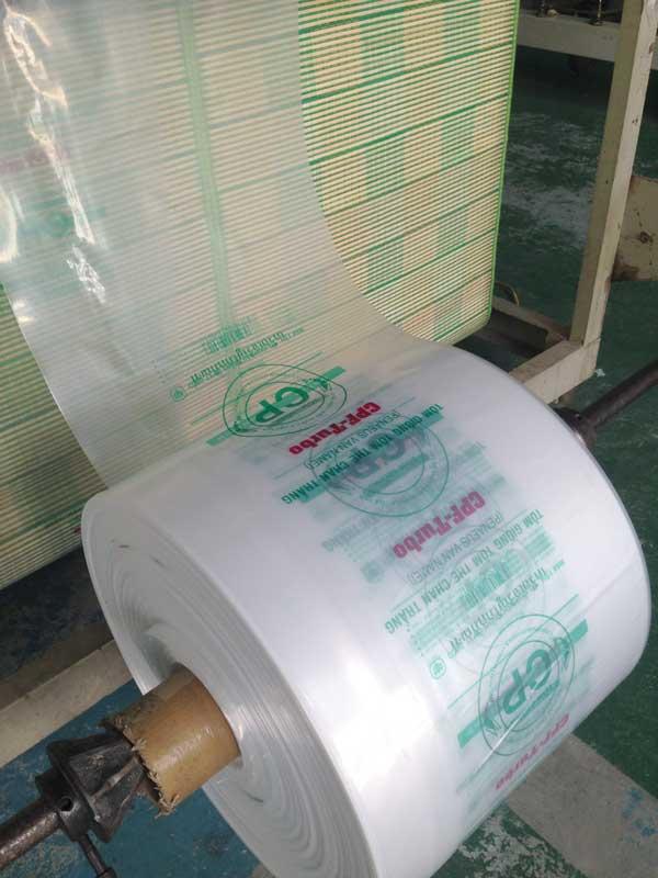 Cuộn LLDPE